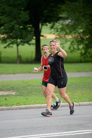 NYRR France Run 8K 2016
