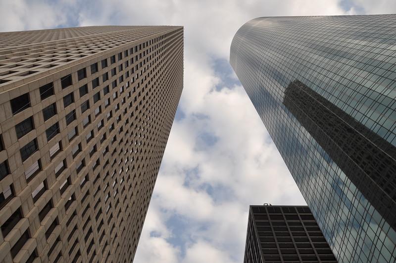 Tall Buildings Houston Texas