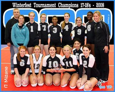 Winterfest Tournament - Jan, 2008