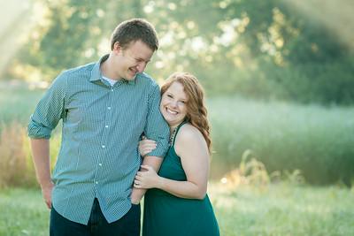 Adrienne & Garrett | Engagement