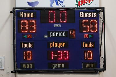Boys Basketball, Notre Dame vs Danville 12/2/2014