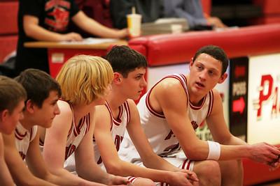 Boys Freshman Basketball - 2/17/2009 Hart