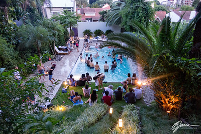 Treasure Hunt & Pool Party Feast