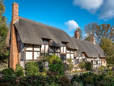 England - Stratford-on-Avon - Oct 2015