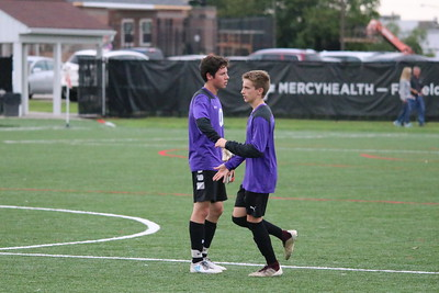 2019 Varsity Soccer vs. Fairfield