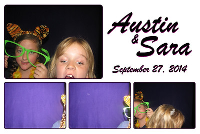 9-27 Austin & Sara