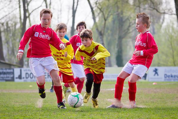 05/04/2014: KFC Edeboys - Vlierzele