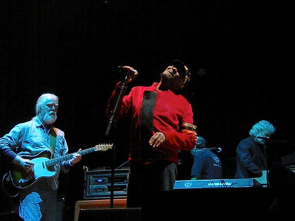 Widespread Panic and Jimmy Cliff - Lockn Music Festival 2015