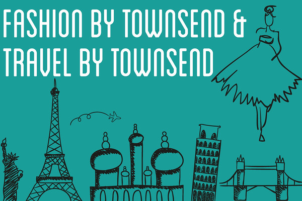 Fashion and Travel by Townsend (Lip Balms)