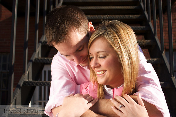 Tyler and Christin ~ Soon to be...