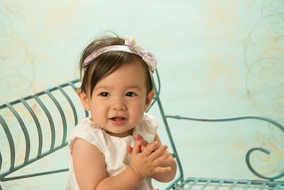 Ella 9 Months Family