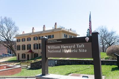 William Howard Taft National Historic Site 2019
