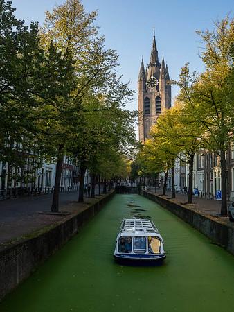 Around Delft