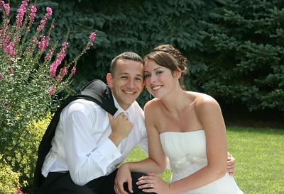 Kara & Joe's Wedding - 7/12/08