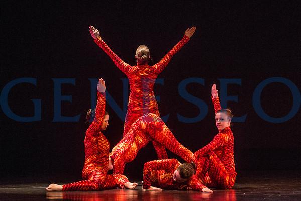 "Geneseo Dance Ensemble Presents: ""46Live"""