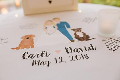 Carli + David