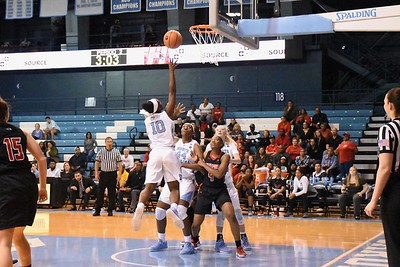 UNC Women's Basketball 12/01/17