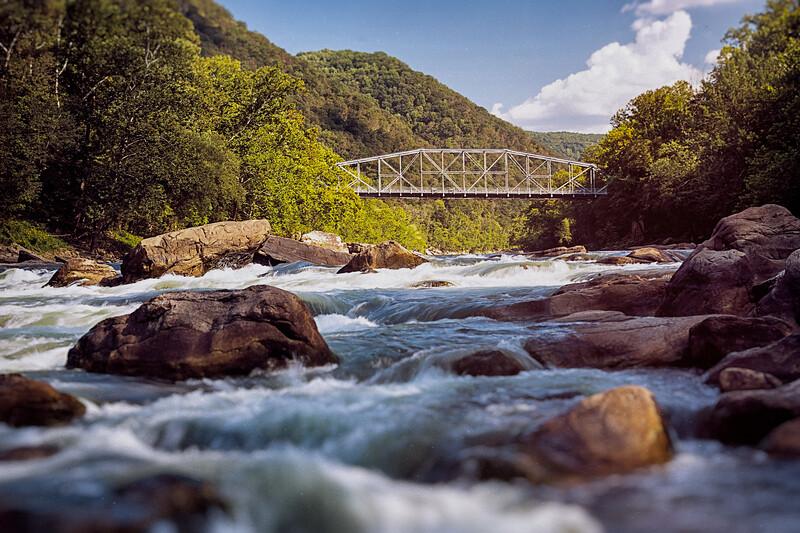 New River Gorge Preserve VI