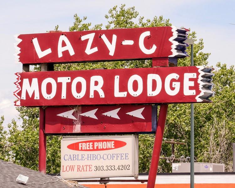 Lazy-C Motor Lodge