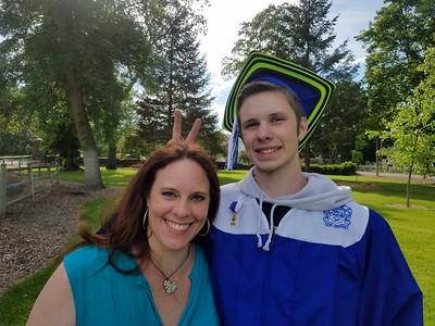 Jamies Graduation
