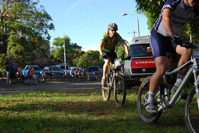 Sutherland Shire Cycle Club Dirt Crit 2/1/08