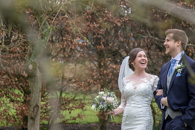 Helen & Josh - Worton Hall