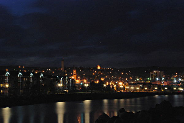 2013 09 06: Duluth, Night Pictures