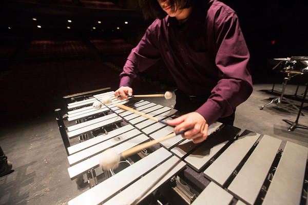 Percussion, Jazz, Concert Bands