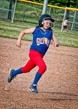 Softball Delaney 06/08/13
