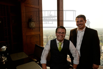 16073 Richard Kaiser, Phillip Roestamadji Alumni Spotlight 7-28-15