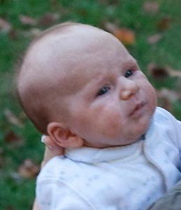 Baby Ezekiel, Genevieve, Johnny Nov. 27, 2011