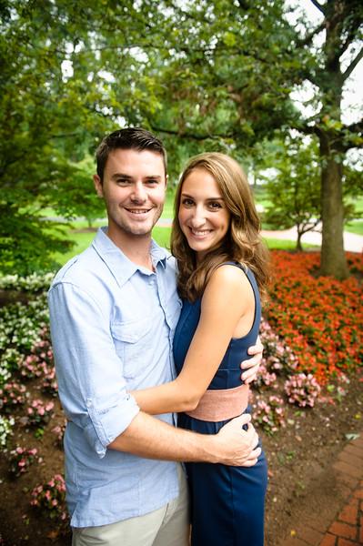 Engagement Emily and Josh