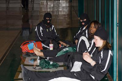 Women's Basketball PUC 2009
