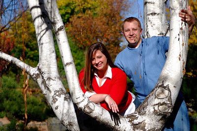 Ashley And CJ Engagement Photos