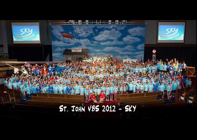 St John VBS 2012