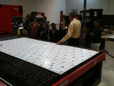 2012 Solarcraft Tour