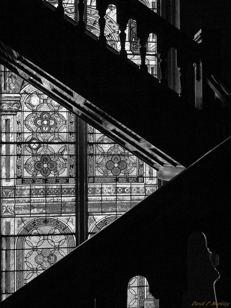 Shadow Stairwell