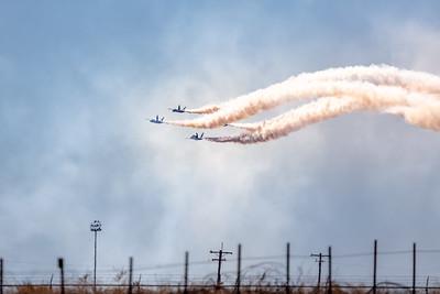 Sacramento Air Show 2019 - Blue Angels