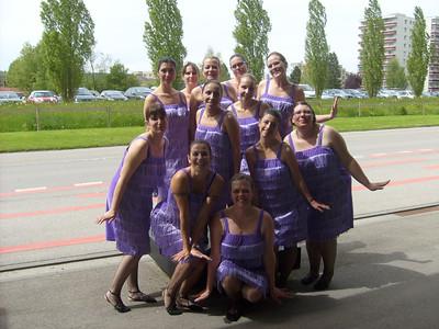 Championnat cantonal dames 2013 - Romont