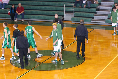 Canton vs Mabank, Dec. 18, 2007