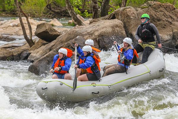 River City Adventures 4-30-16 Morning Trip