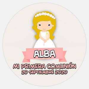 Comunion Alba