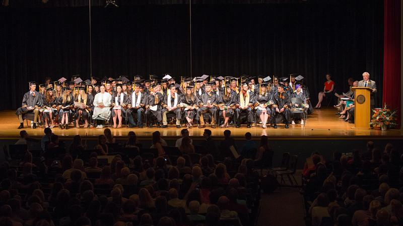 2017 Akron HS Graduation