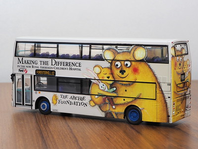 CMNL UKBUS0001 First Aberdeen Volvo B7TL ALX400 'The Archie Foundation'
