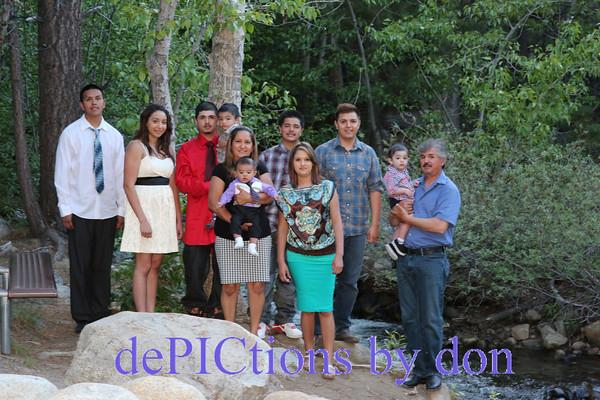Ayala Family June 2013