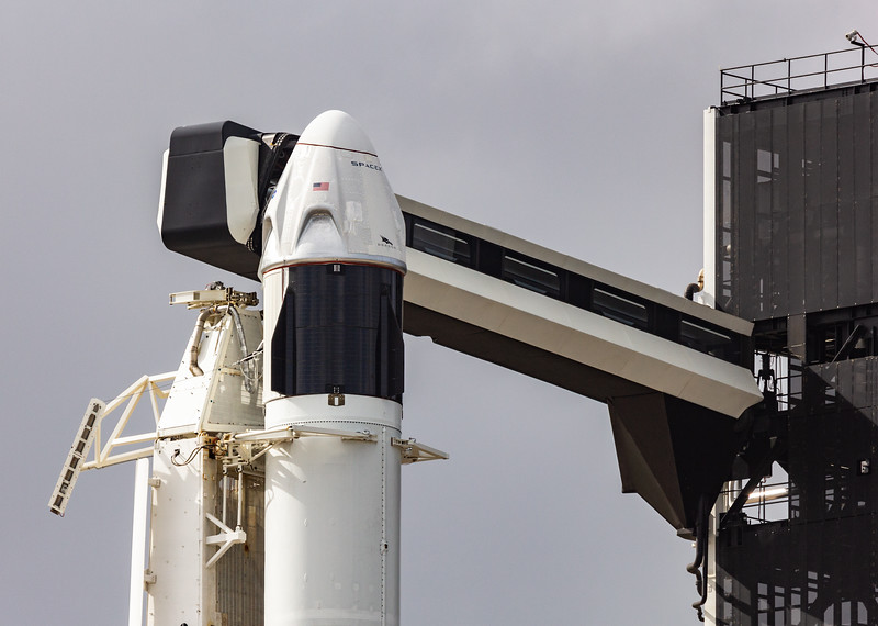 SpaceX IFAT