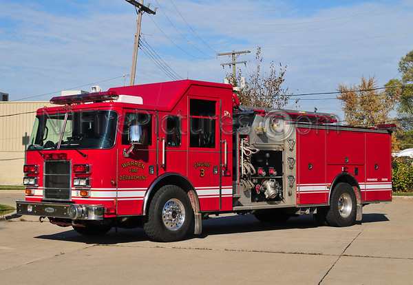 Detroit Area Fire Apparatus