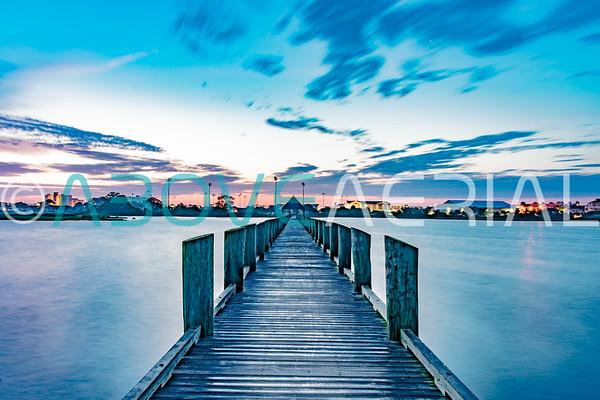 Northside Park Sunrise