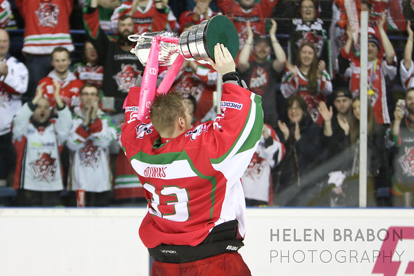 Playoff Final Cardiff Devils vs Sheffield Steelers