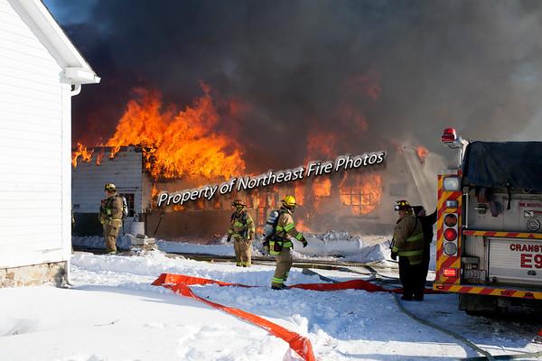 2018 Fire Folder